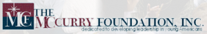 McCurry Foundation scholarship logo
