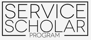 Service Scholar Program FSU logo